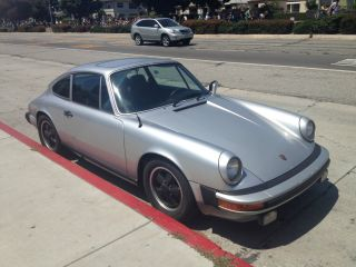 1977 Porsche 911s photo