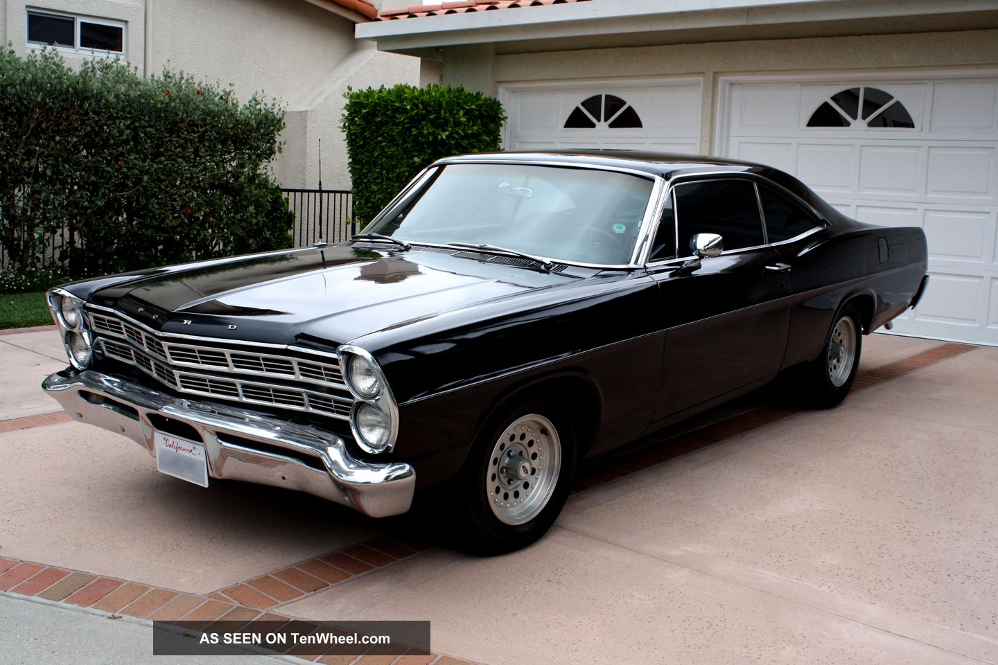 Ford Galaxie Related Infomation Specifications Weili