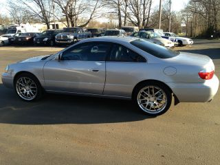 Best 2003 Acura Cl Must Read All It Has Silver / Black Upgraded photo