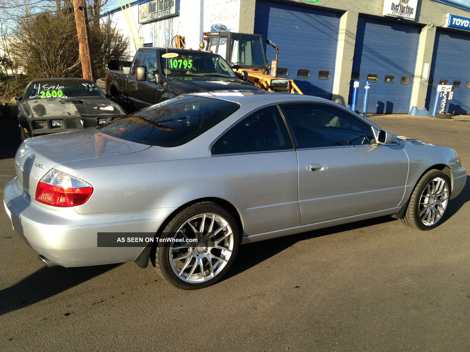 best 2003 acura cl must read all it has silver black. Black Bedroom Furniture Sets. Home Design Ideas
