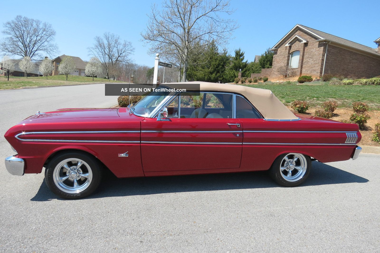 1964 Ford Falcon Convertible Photo 4