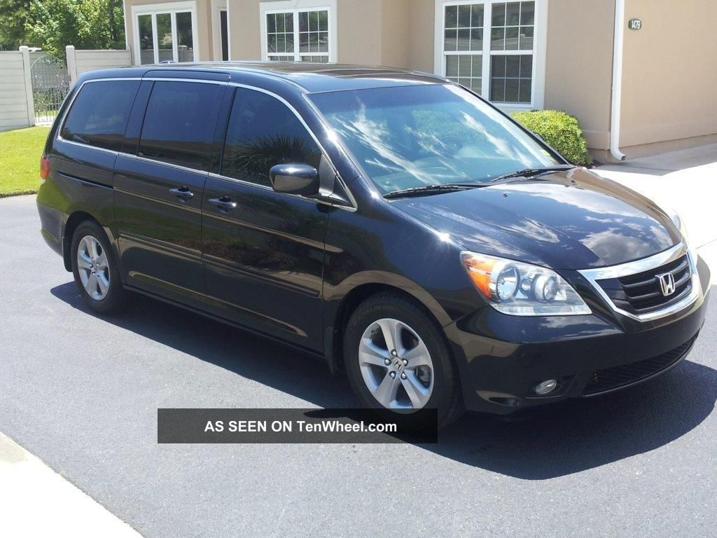 2008 Honda Odyssey Touring Mini Passenger Van 4 - Door 3.  5l Odyssey photo