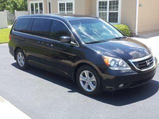 2008 Honda Odyssey Touring Mini Passenger Van 4 - Door 3.  5l photo
