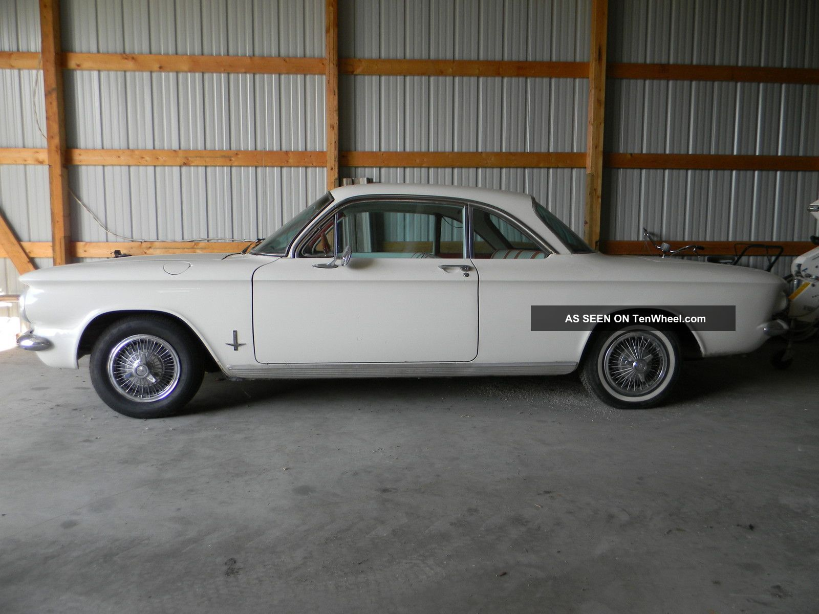1962 Chevrolet Corvair Monza Coupe Corvair photo