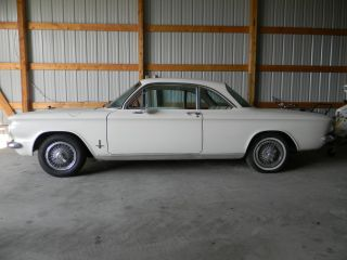 1962 Chevrolet Corvair Monza Coupe photo