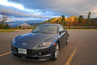 2008 Mazda Rx - 8 40th Ed,  8,  500miles photo