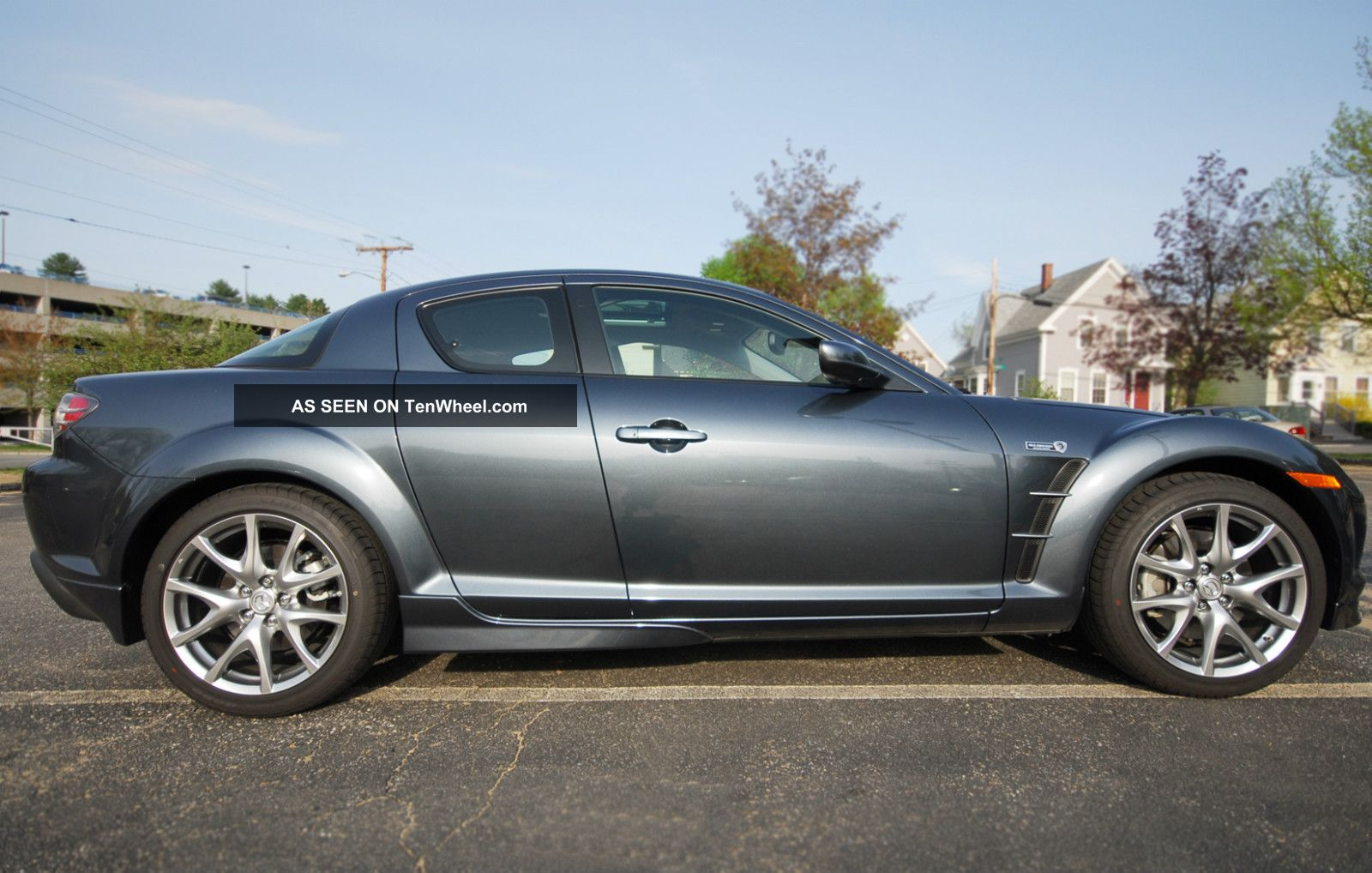 2008 mazda rx 8 40th ed 8 500miles. Black Bedroom Furniture Sets. Home Design Ideas