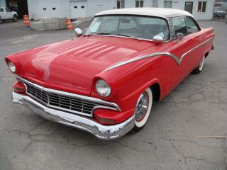 1956 Ford Fairlane Victoria photo