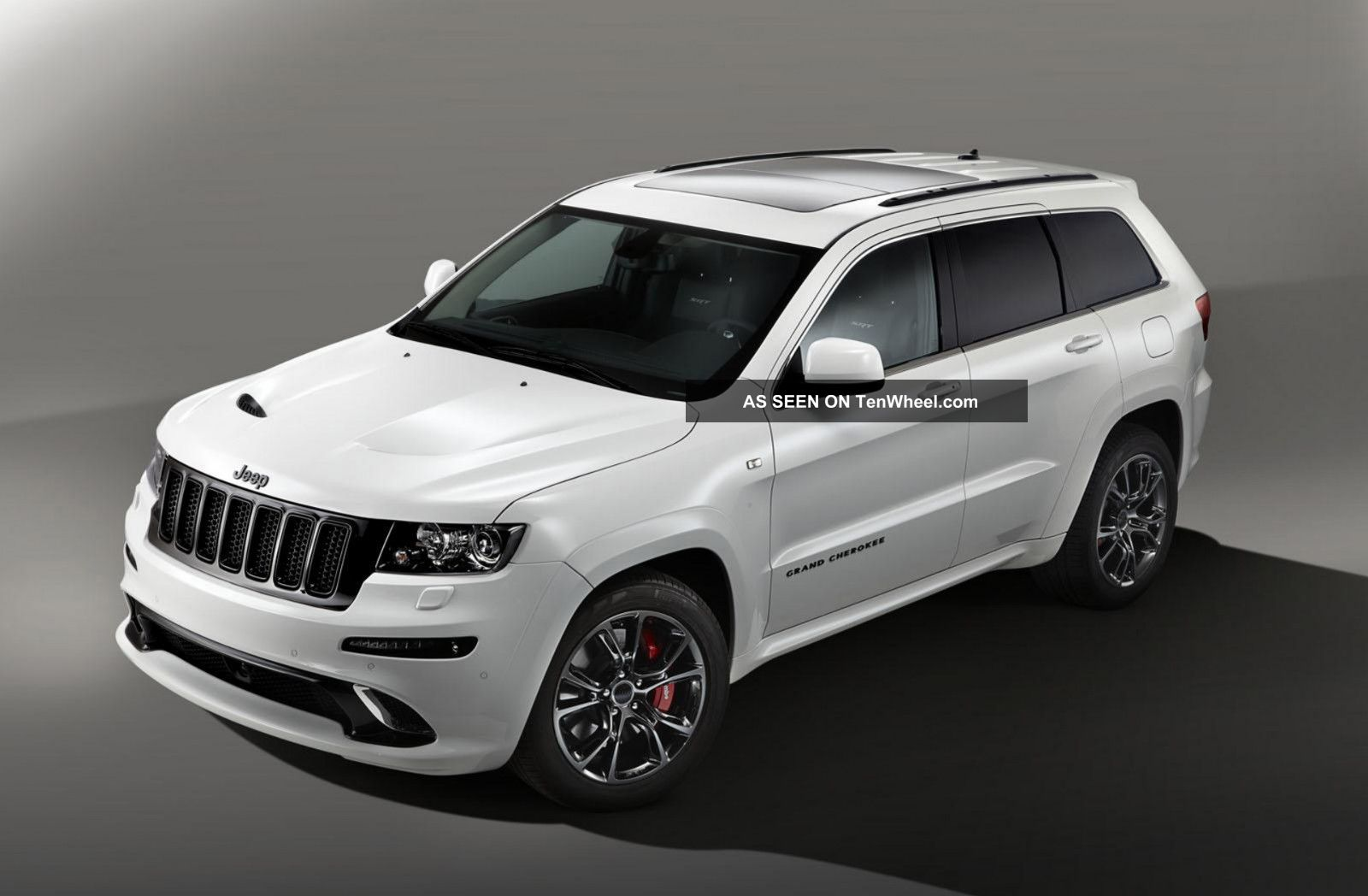 hennessey 2013 jeep grand cherokee srt8 hpe 650 supercharged fully loaded white. Black Bedroom Furniture Sets. Home Design Ideas