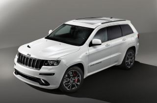 Hennessey 2013 Jeep Grand Cherokee Srt8 Hpe 650 Supercharged Fully Loaded White photo