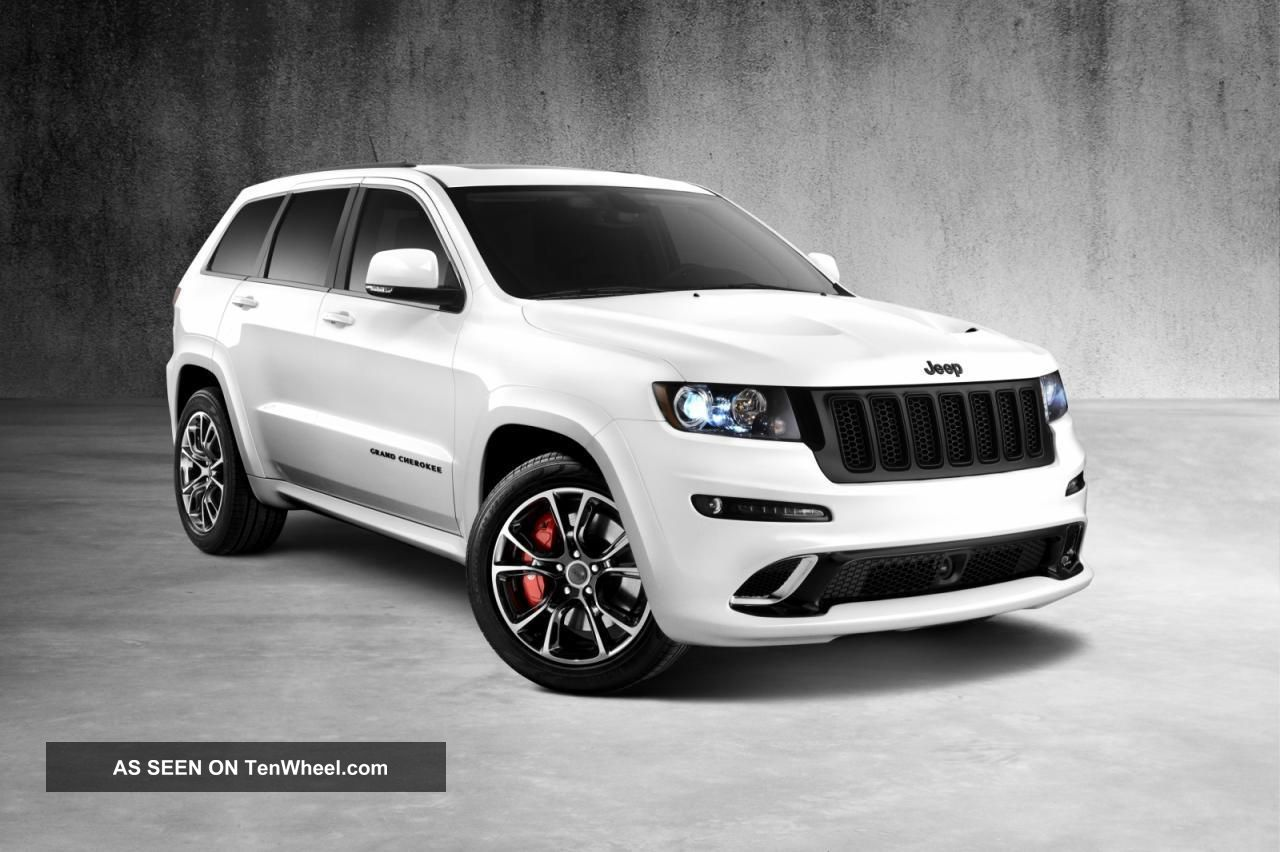 Hennessey 2013 Jeep Grand Cherokee Srt8 Hpe 650