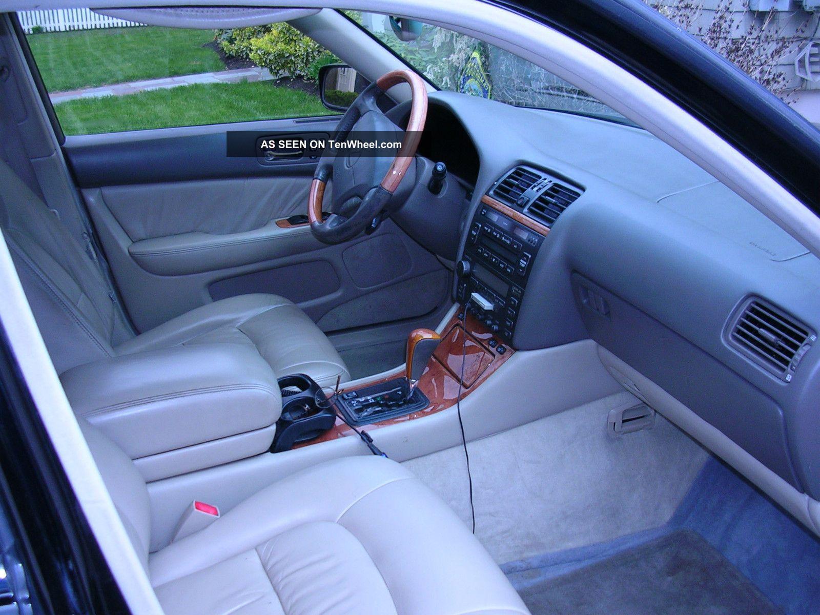 Lexus Ls Platinum Edition Lgw