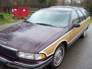 1996 Buick Roadmaster Estate Wagon Collector ' S Edition Wagon 4 - Door 5.  7l photo