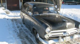 1952ford Courier Deliery photo