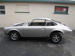 1970 Porsche 911t Sportomatic - Quality Restoration Started - Floors Et photo