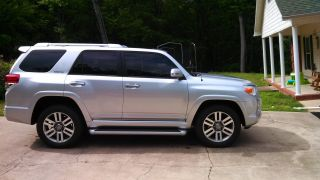 2012 Toyota 4 Runner 4x4 Limited photo