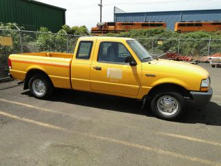 2000 Ford Ranger Supercab 2wd photo