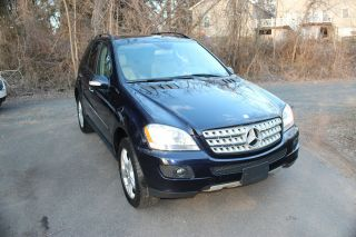 2008 Mercedes - Benz Ml350 4matic W / - - photo