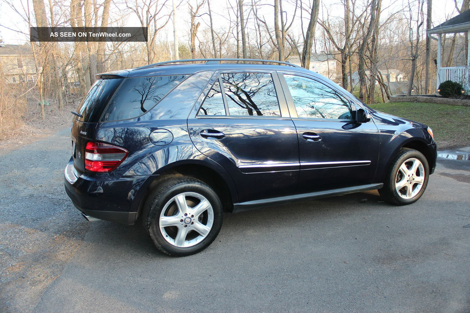 Mercedes benz ml350 lookup beforebuying for Mercedes benz ml 350 2008