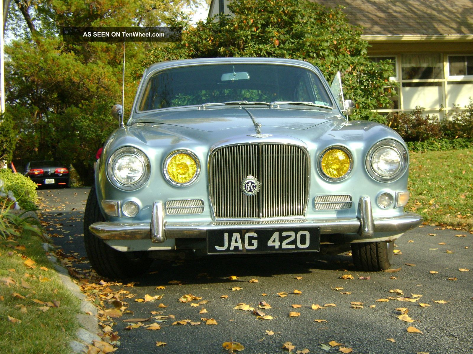 Classic 1967 Juguar Saloon Model 420 Last Of The Baby Jaguars Other photo