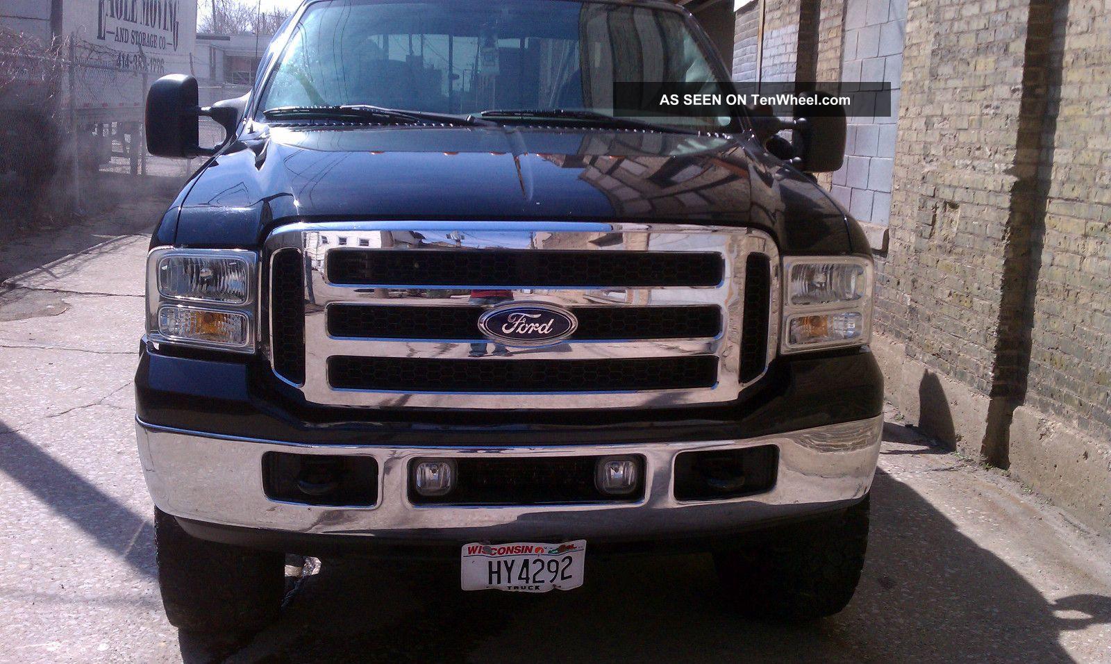 4 Wheel Diesel : Ford trucks diesel ototrends