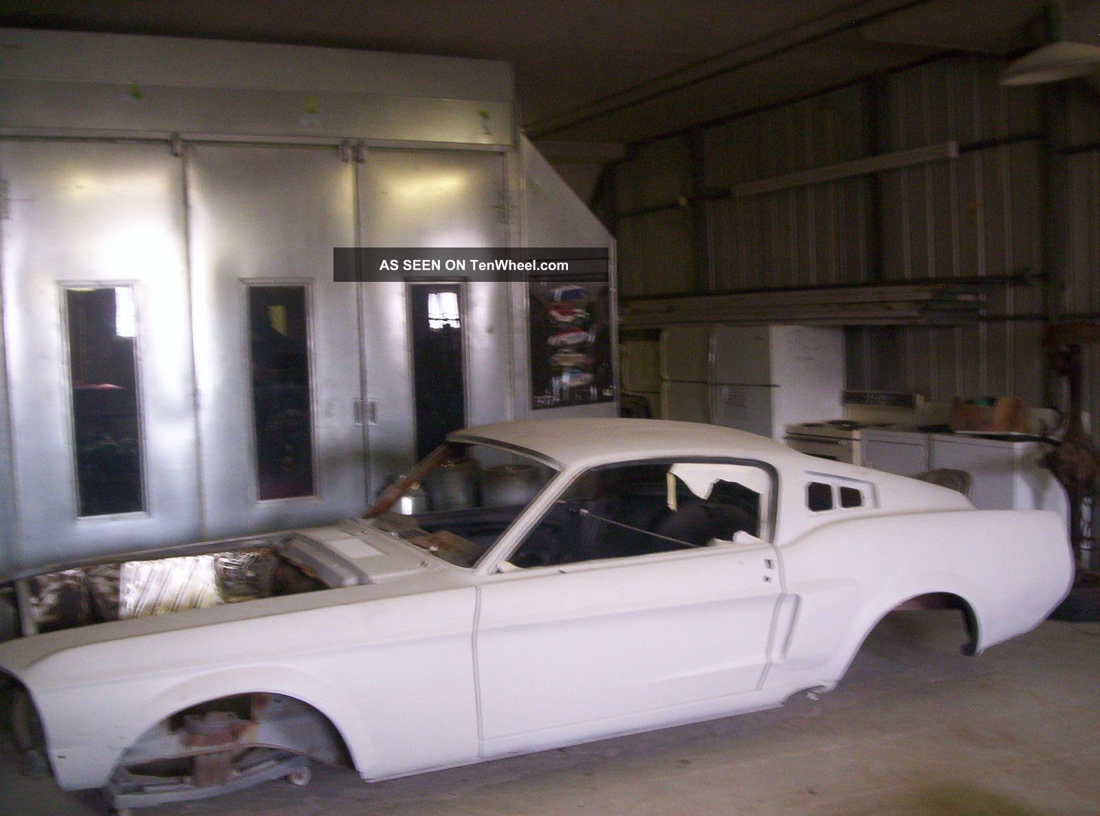 1967 Ford Mustang Eleanor Clone Project Car Mustang photo