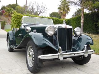 1953 Mg Td Beauty photo