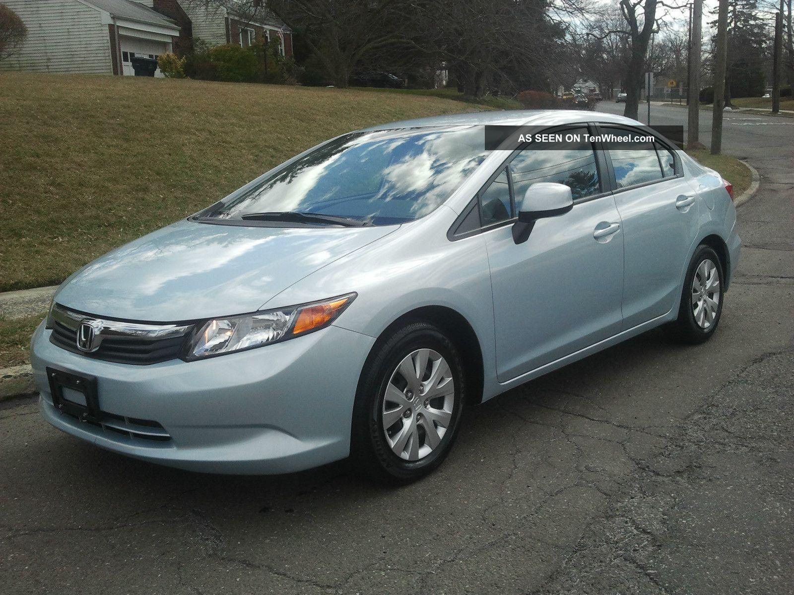 2012 honda civic lx sedan for 2012 honda civic lx specs