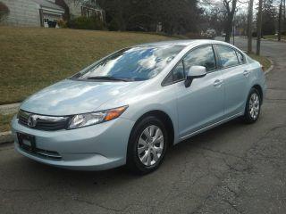 2012 Honda Civic Lx Sedan photo