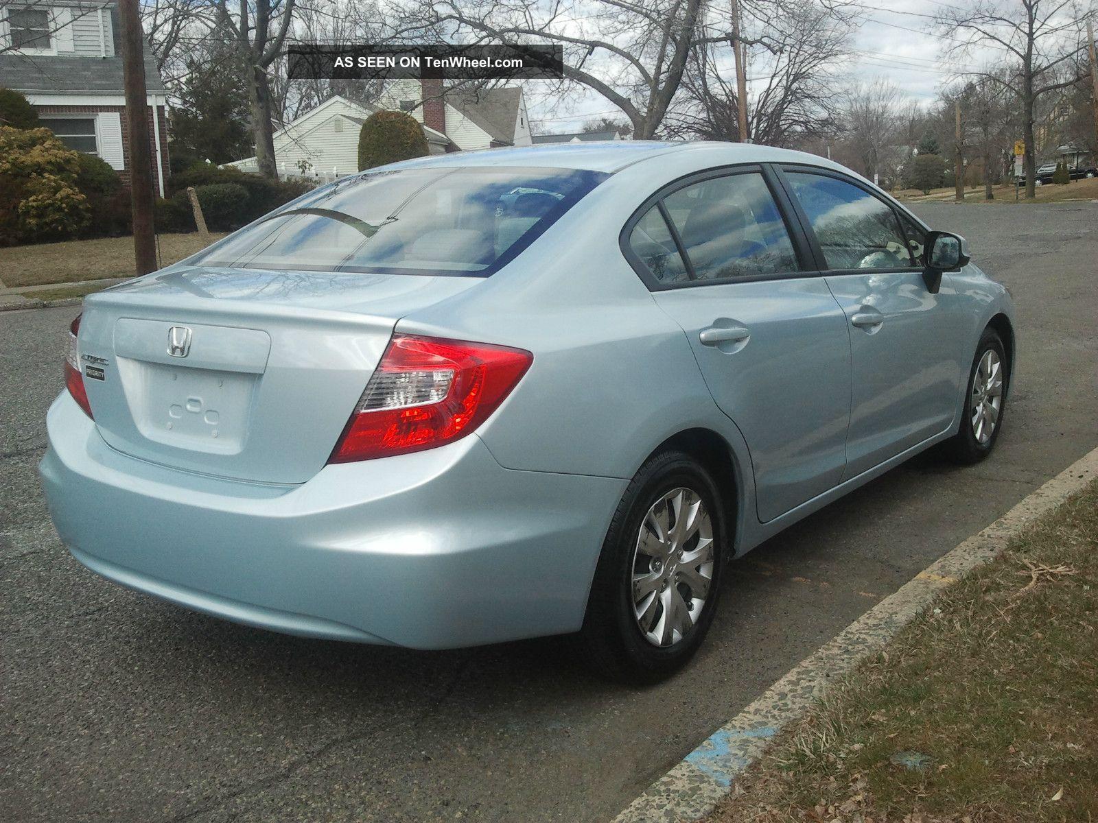 Image Result For Honda Civic Lx Airbag Light