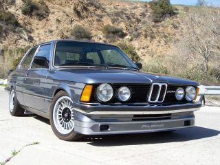 1982 Bmw 320i Alpina Tribute photo