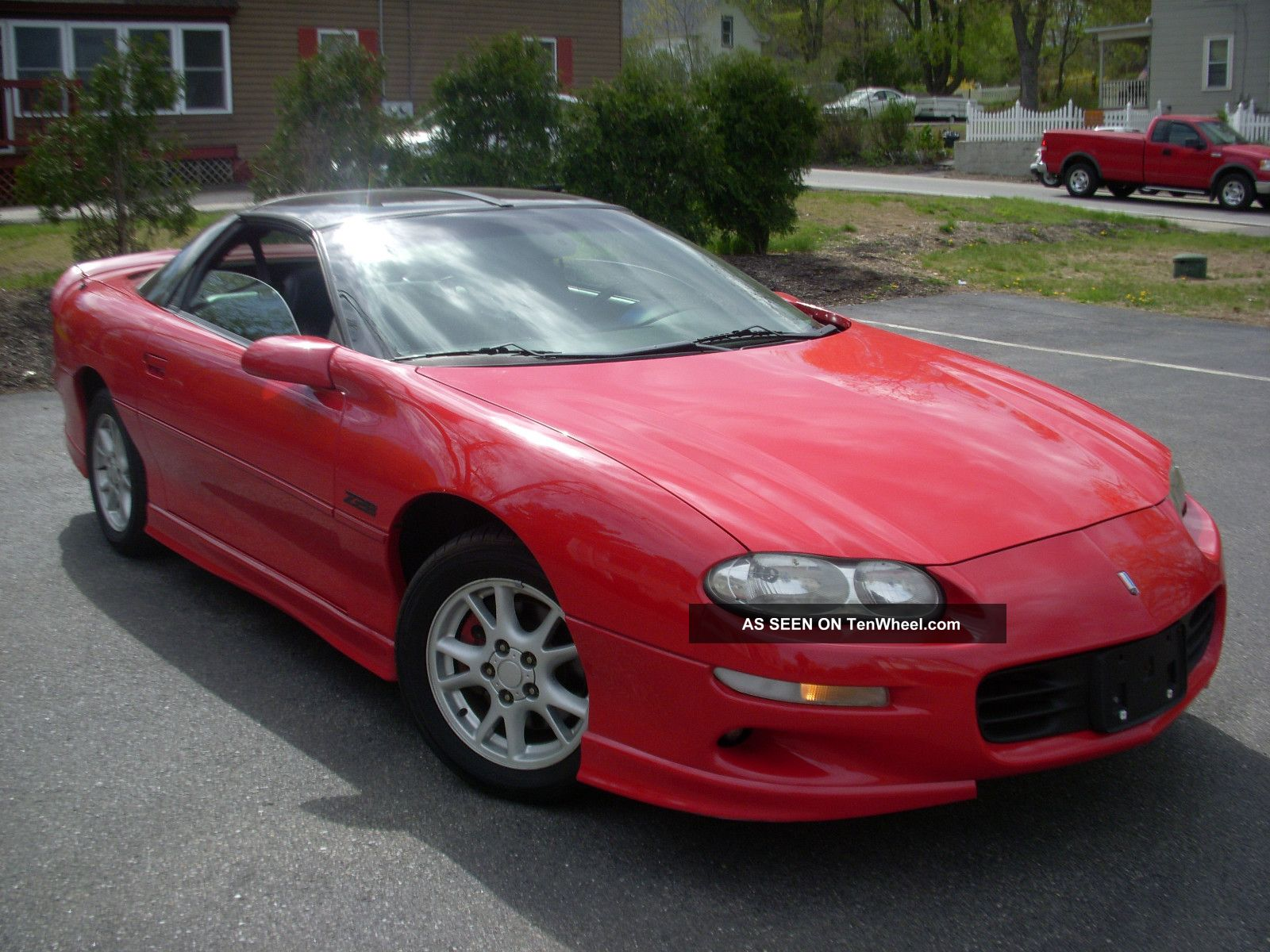 2000 chevrolet camaro z28 5 7 liter t top 6 speed. Black Bedroom Furniture Sets. Home Design Ideas