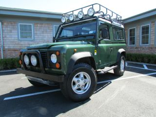 1997 Land Rover Defender 90 photo
