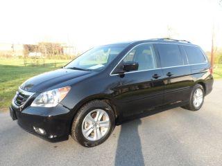 2010 Honda Odyssey Touring ; ; Loaded - photo