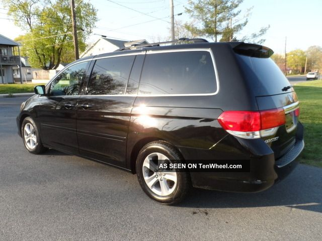 2010 honda odyssey touring loaded. Black Bedroom Furniture Sets. Home Design Ideas