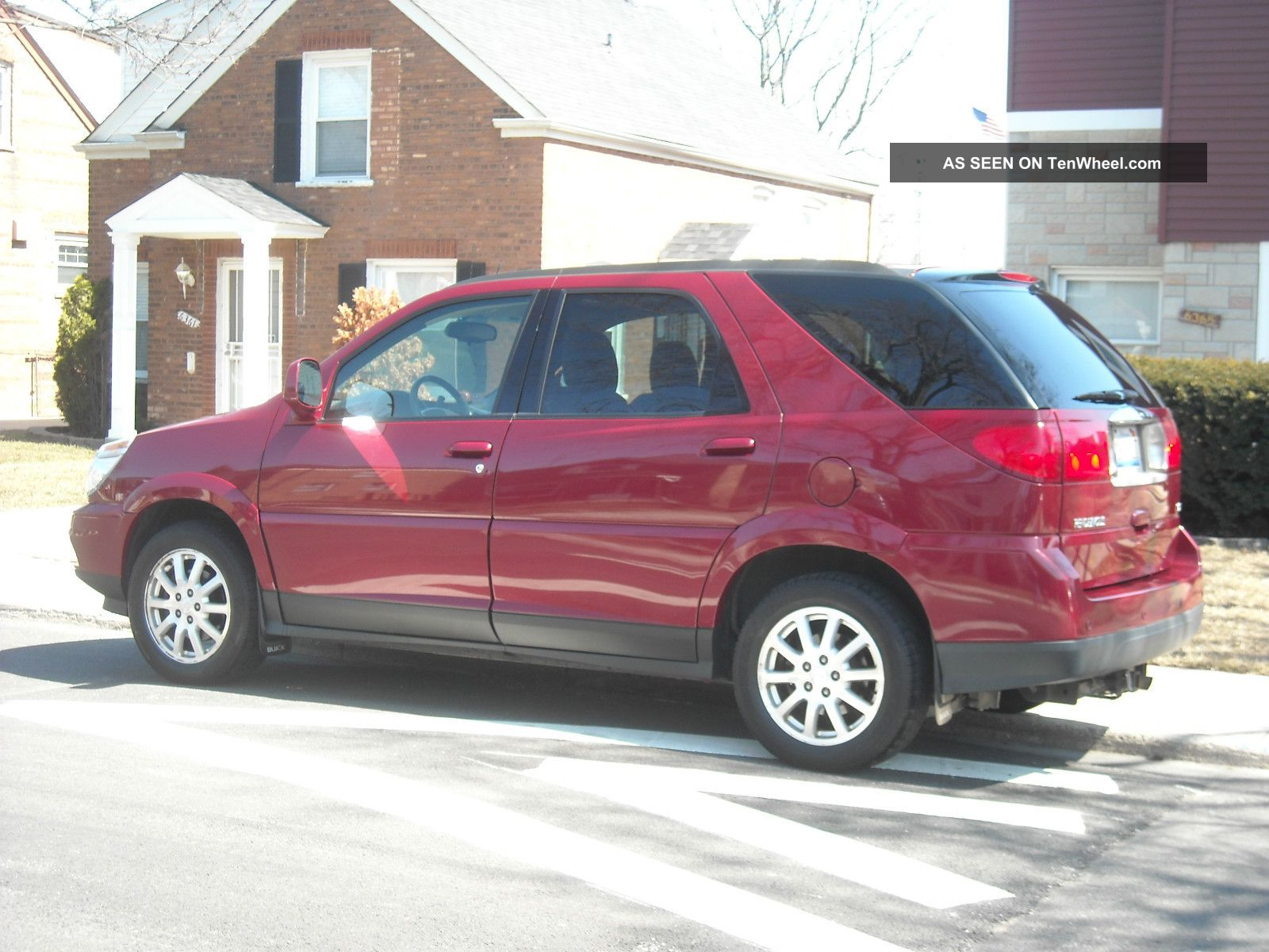 2006 buick rendezvous cxl. Cars Review. Best American Auto & Cars Review