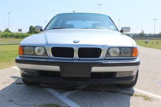 1997 Bmw 740il Base Sedan 4 - Door 4.  4l photo