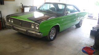 1967 Dodge Coronet 440 photo