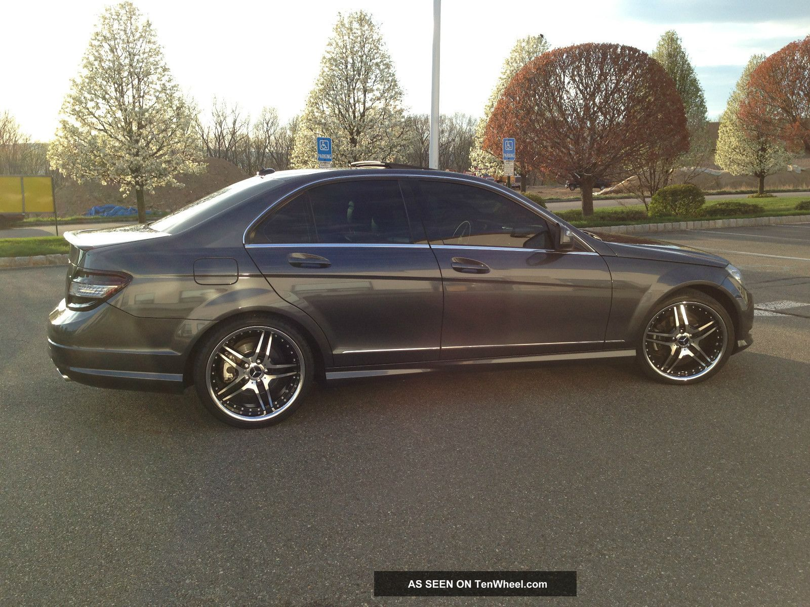 2008 mercedes c300 amg sport fully loaded. Black Bedroom Furniture Sets. Home Design Ideas