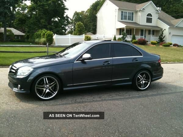 2008 Mercedes C300 Amg Sport Fully Loaded