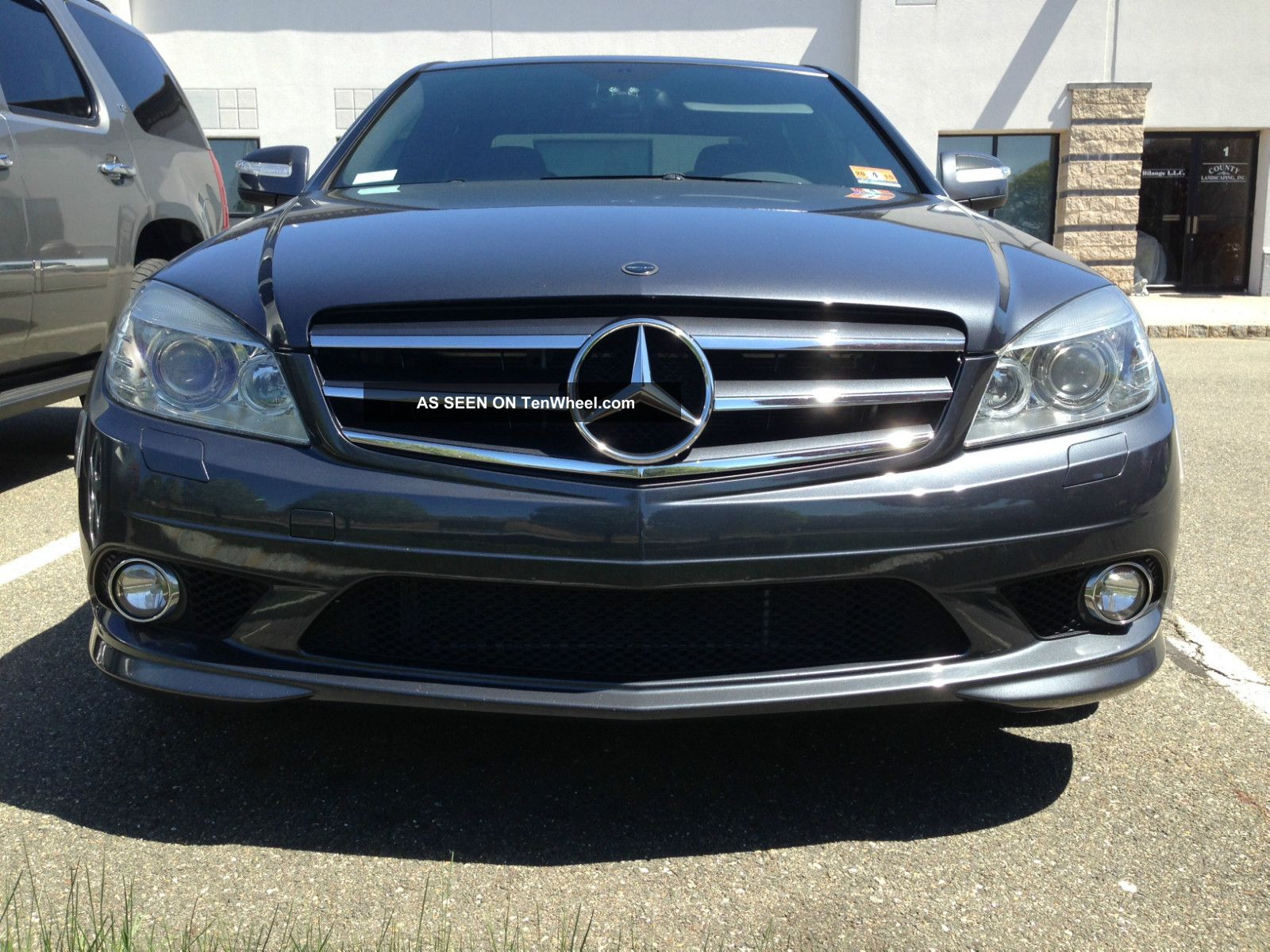 2008 mercedes c300 amg sport fully loaded for Mercedes benz 300 amg