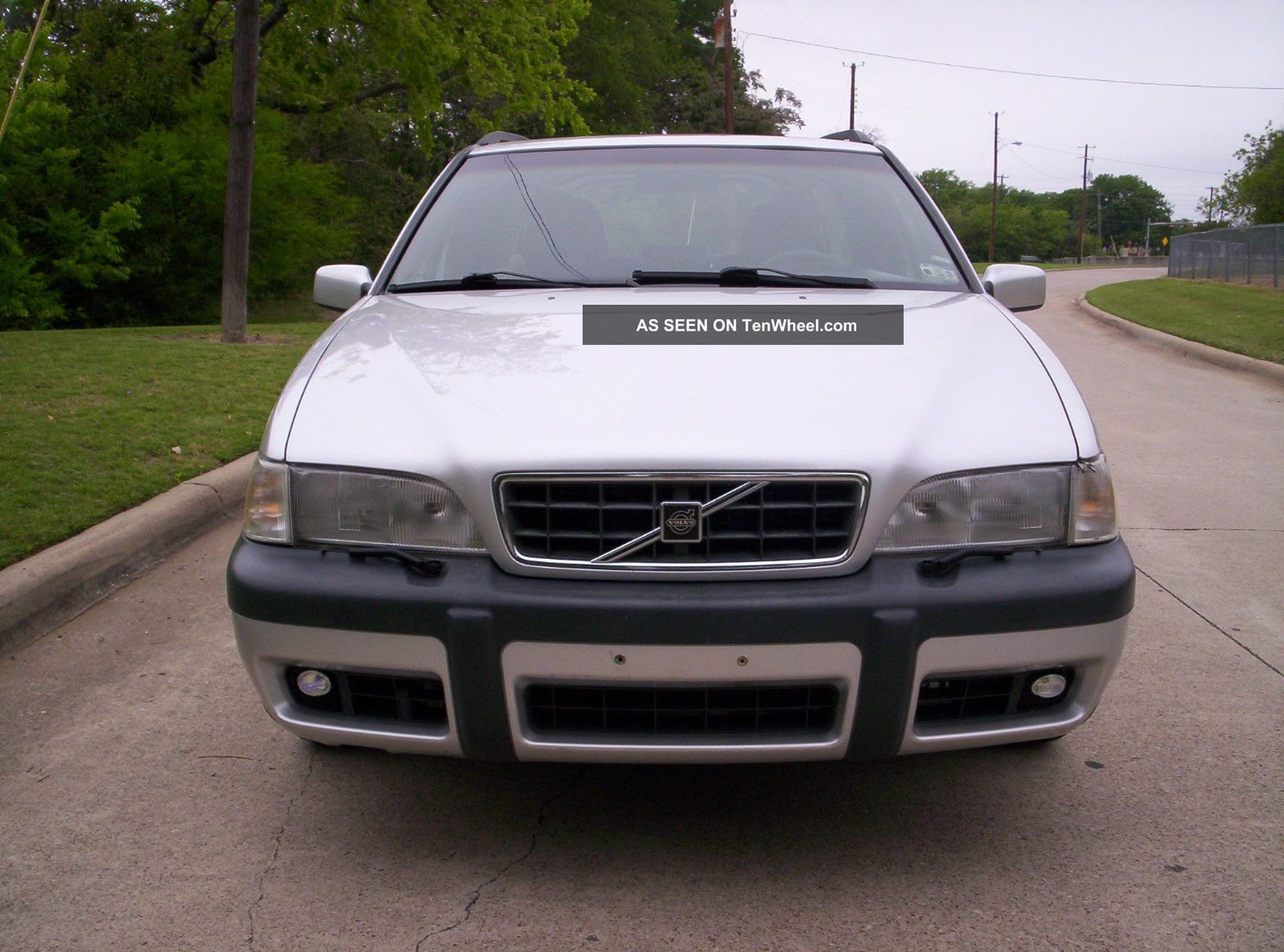 1998 volvo xc70 cross country texas car no rust. Black Bedroom Furniture Sets. Home Design Ideas