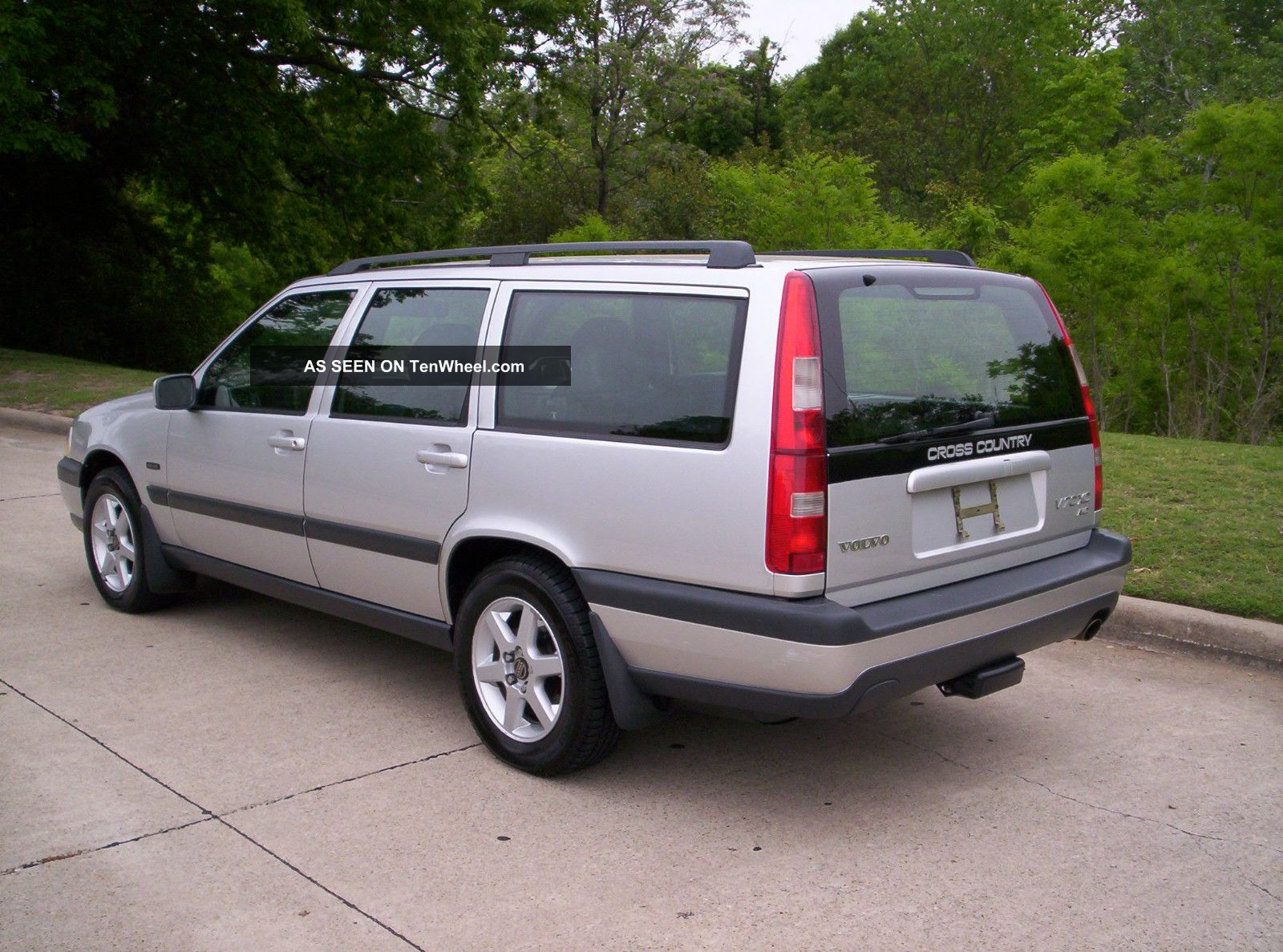 1998 Volvo Xc70 Cross Country, Texas Car, No Rust