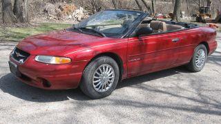 1999 Chrysler Sebring Converible, , photo