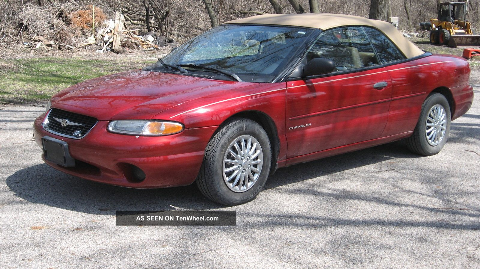1999 chrysler sebring converible. Cars Review. Best American Auto & Cars Review