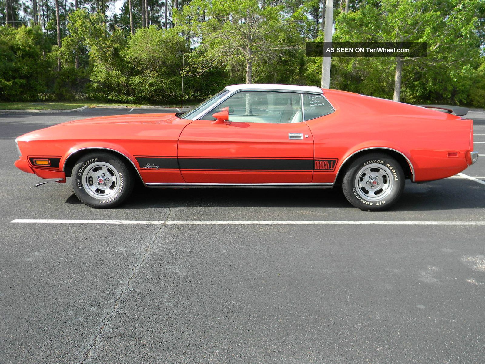 1973 ford mustang mach 1 fastback car autos gallery. Black Bedroom Furniture Sets. Home Design Ideas