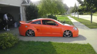 Custom Show Car - 2005 Chevrolet Cobalt Ss photo