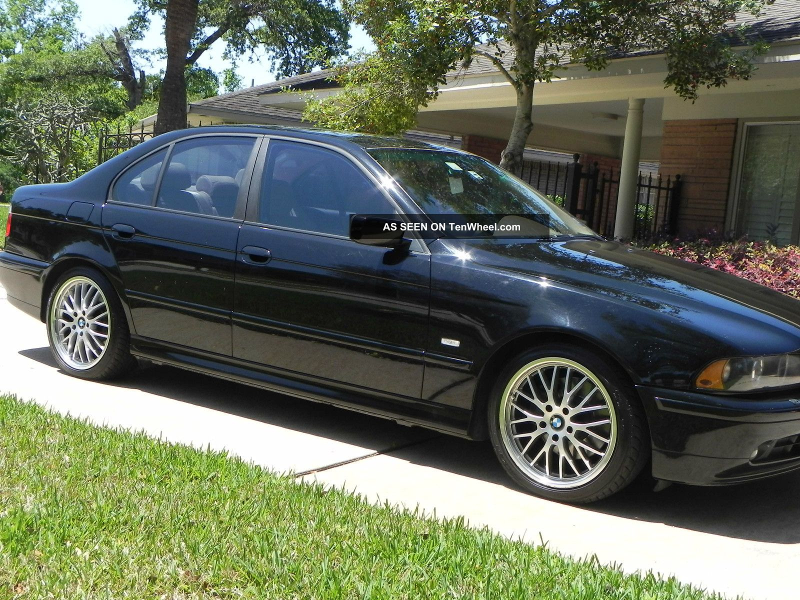 2001 Bmw 530i With Sport Package