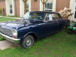 1962 Chevrolet Nova photo
