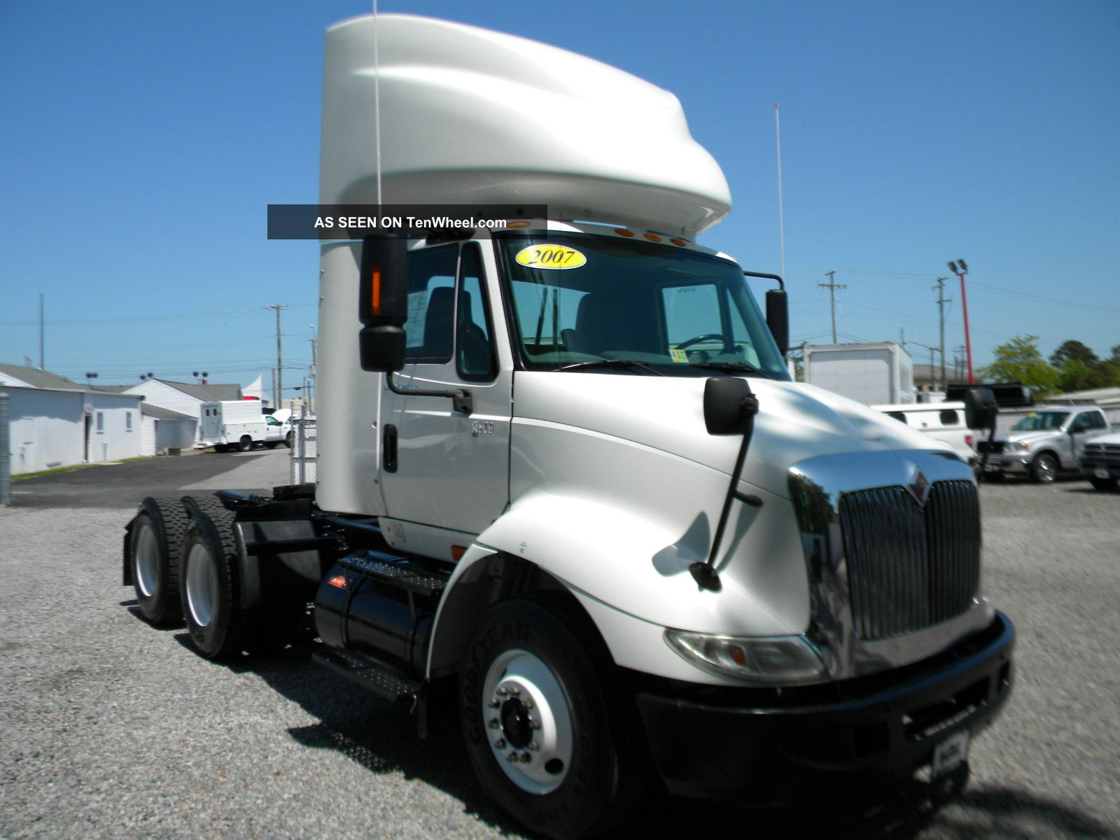 2007 International 8600 Day Cab In Virginia Other photo